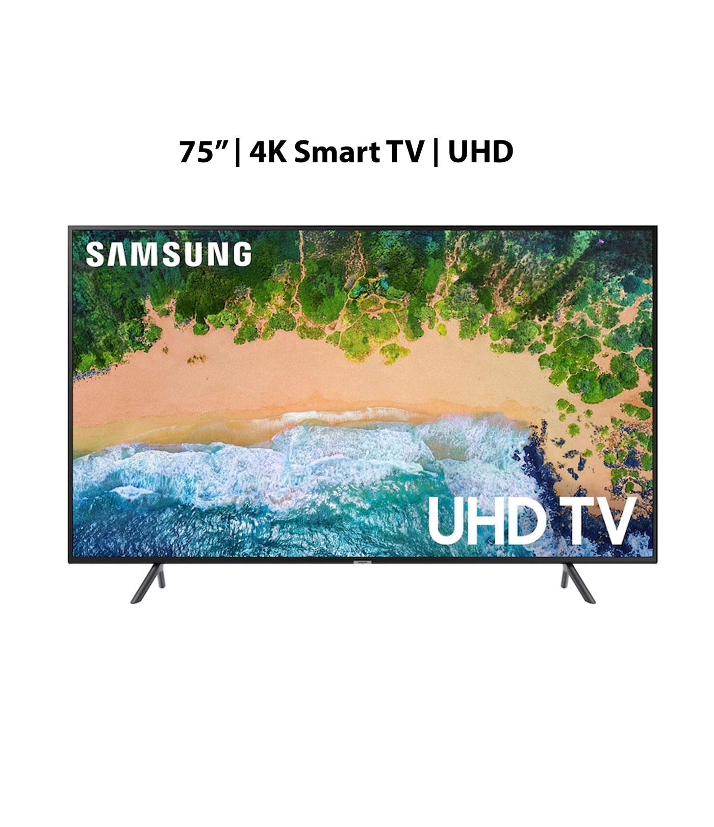 Samsung UN75NU6080FXZA