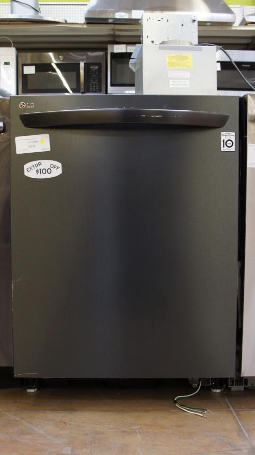 "24"" LG LDT7797BM Dishwasher"