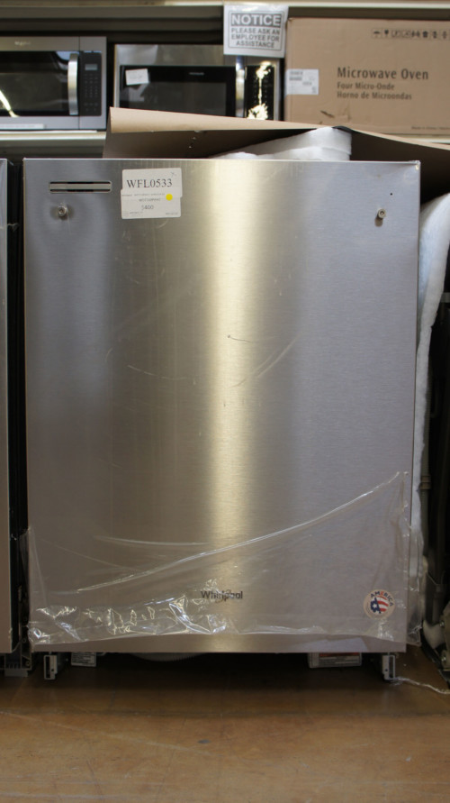 "24"" Whirlpool WDT710PAHZ Dishwasher"