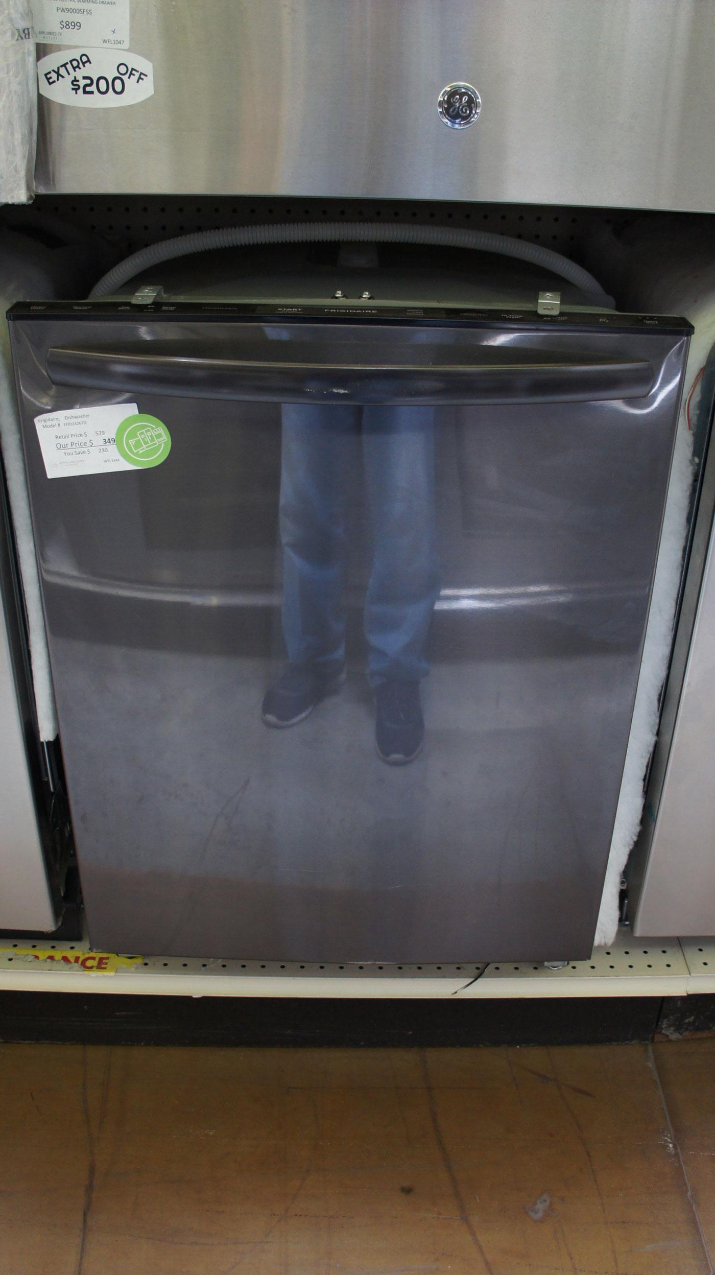 """24"""" Frigidaire FFID2426TD Dishwasher"""