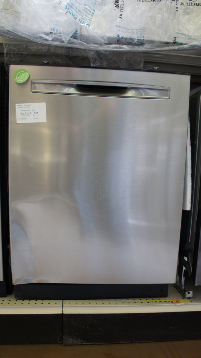 "24"" Frigidaire FGIP2468UF Dishwasher"