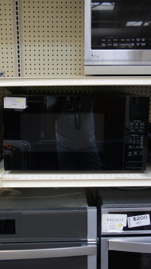 2.2 cu.ft. Monogram ZEB1227SLSS Built-In Microwave Oven
