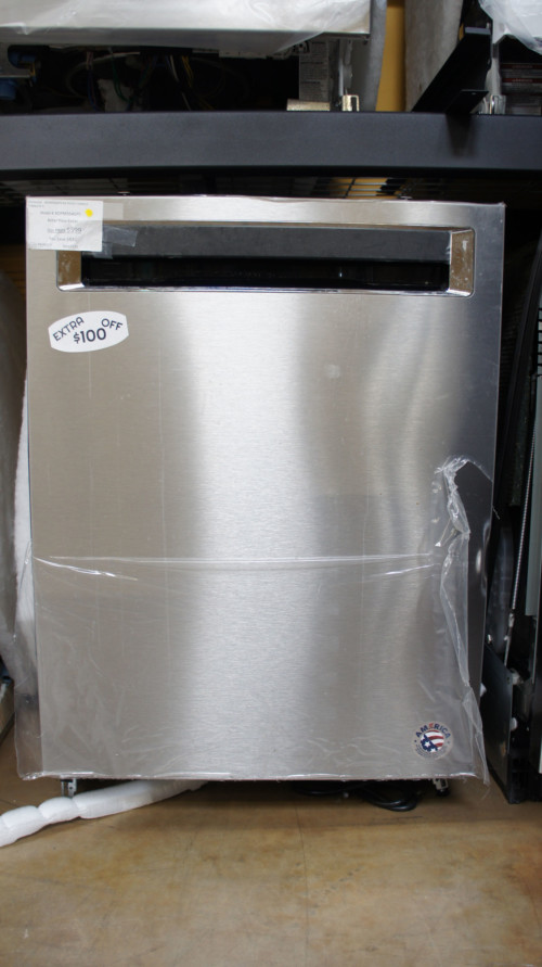 "24"" KitchenAid KDPM354GPS Dishwasher"