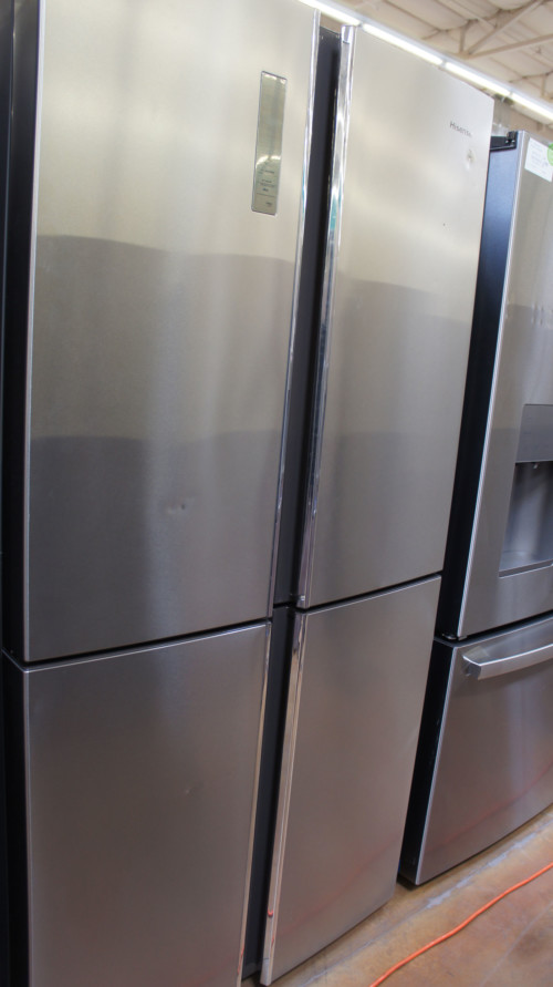 Hisense HQD20058SV French Door Refrigerator