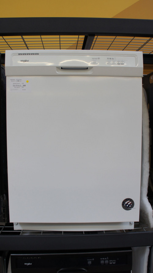 "24"" Whirlpool WDF330PADM Dishwasher"
