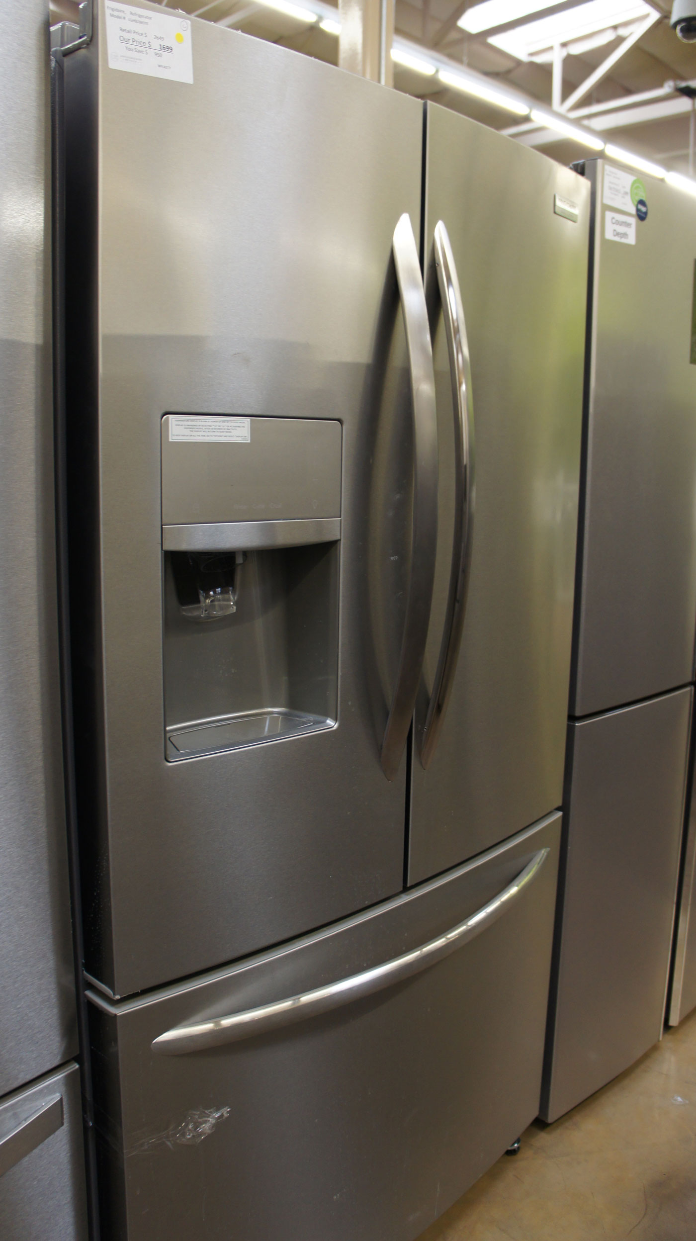 "36"" Frigidaire LGHB2869TF French-Door Refrigerator"