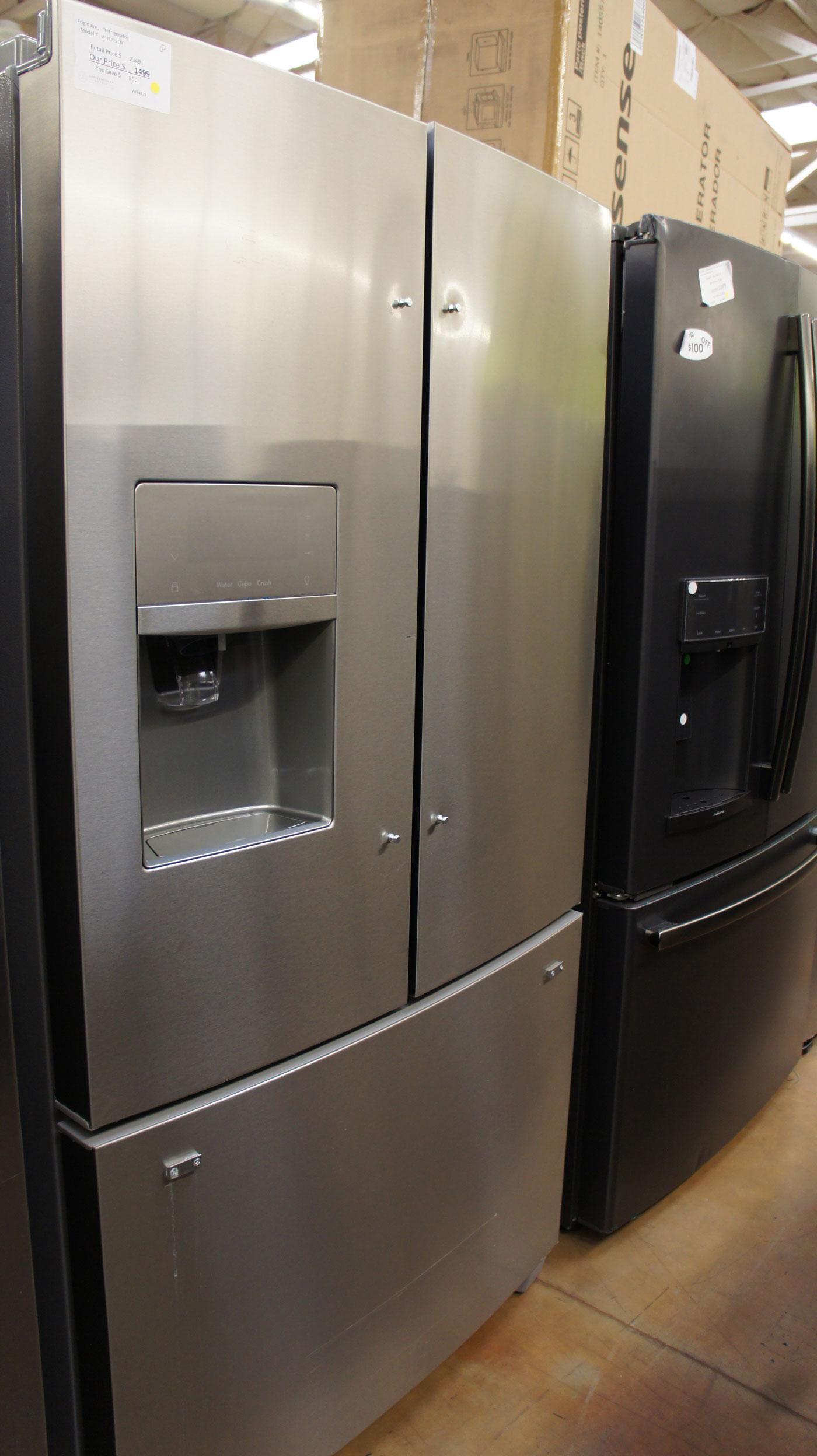 Frigidaire LFHB2751TF FrenchDoor Refrigerator