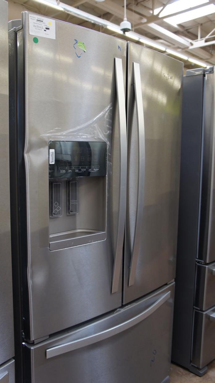 Whirlpool WRF555SDFZ French Door Refrigerator