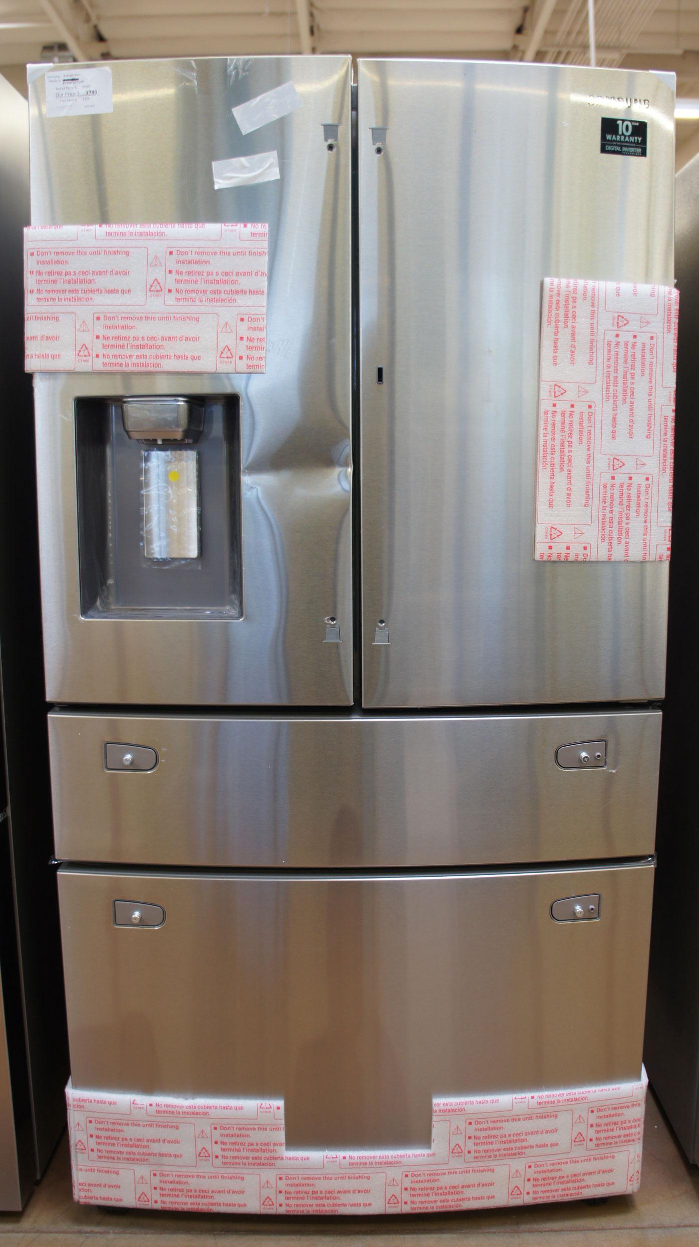 Samsung RF28R7351SR Refrigerator
