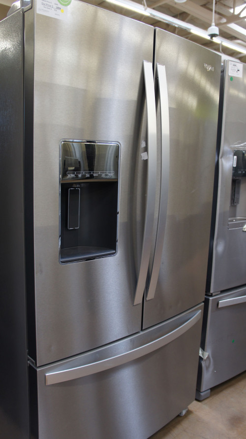 Whirlpool WRF767SDHZ French Door Refrigerator