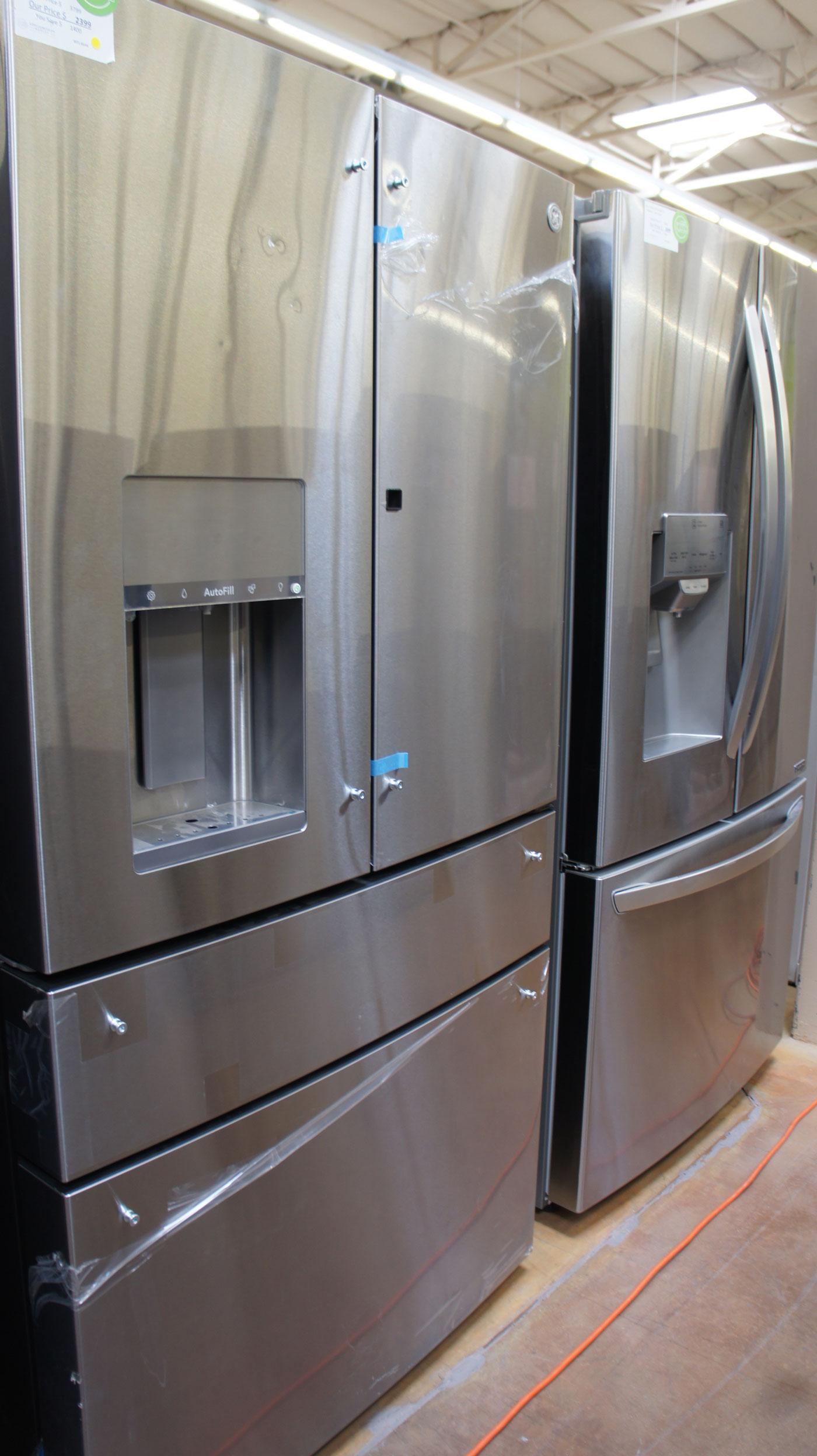 GE PVD28BYNFS French Door Refrigerator