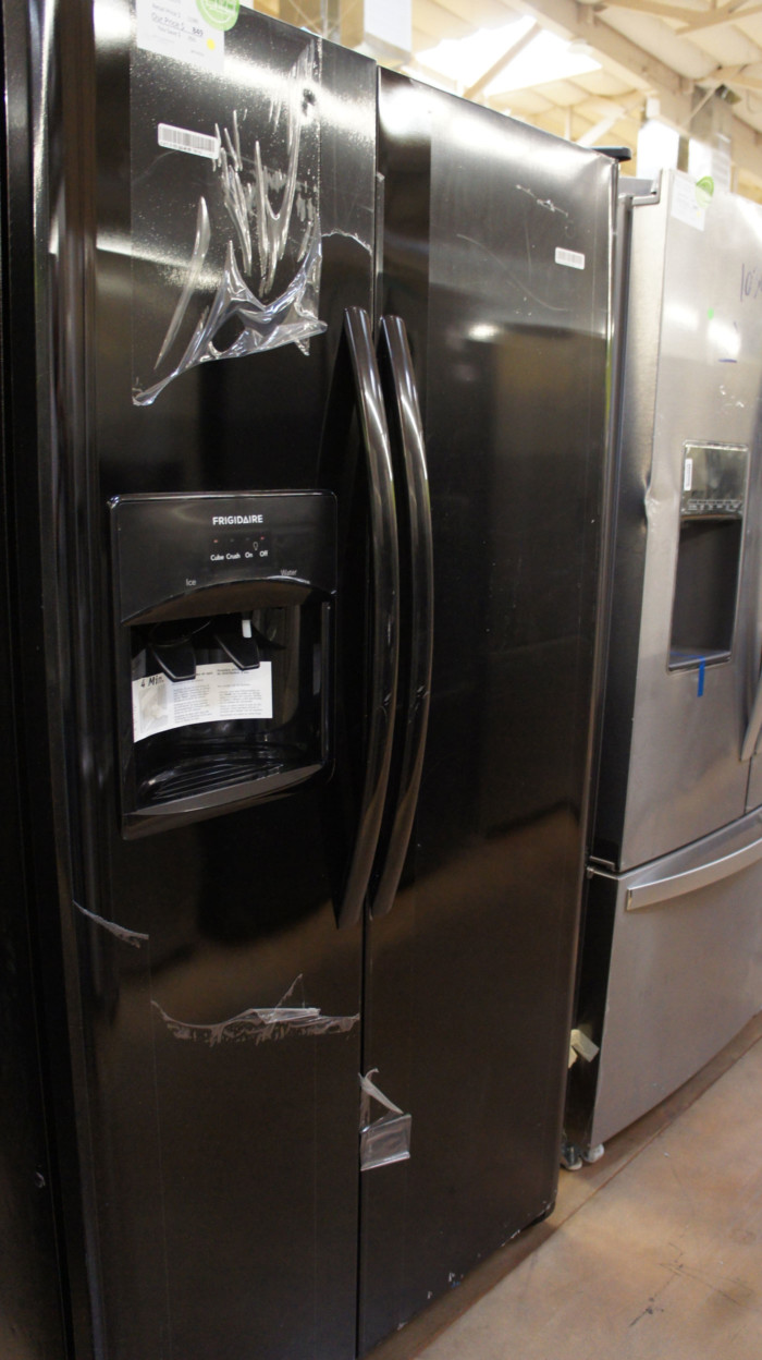 "36"" Frigidaire LFSS2612TE-Side-by-Side Refrigerator"