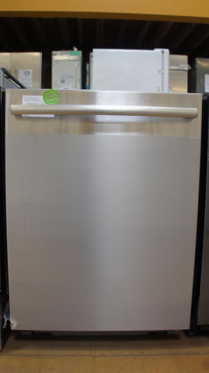 """24"""" Bosch 300 SHXM63WS5N Fully Integrated Dishwasher"""