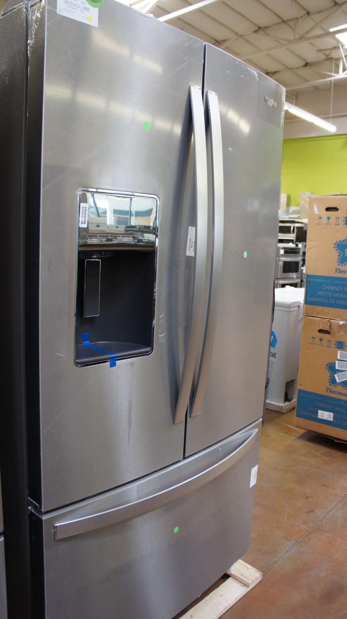 Whirlpool WRF767SDHZ French Door Refrigerator