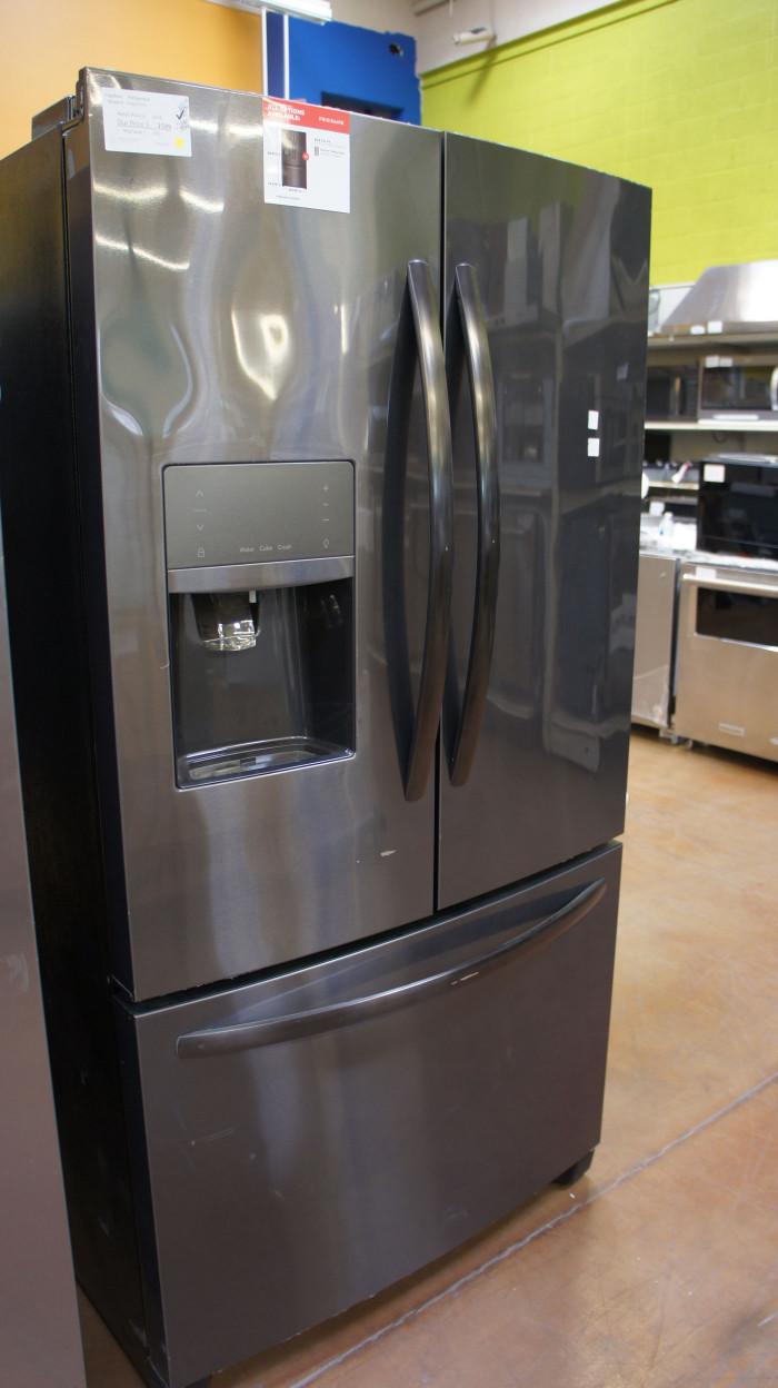 """36"""" Frigidaire FFHB2750TD 26.8 cu.ft. French Door Refrigerator"""