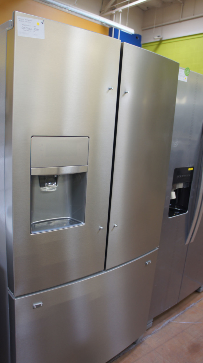 "36"" Frigidaire LFHB2751TF 26.7 cu.ft. French Door Refrigerator"