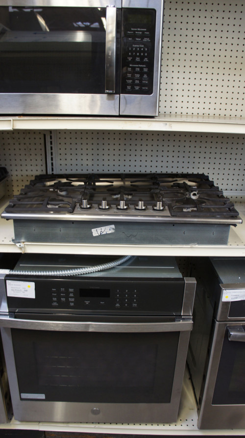 "30"" Thermador SGSXP305TS 5 Star® Gas Burners"