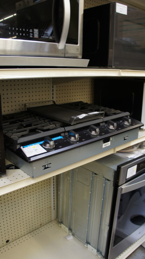 """30"""" Samsung NA30N7755TG Smart 5 Burner Gas Cooktop"""