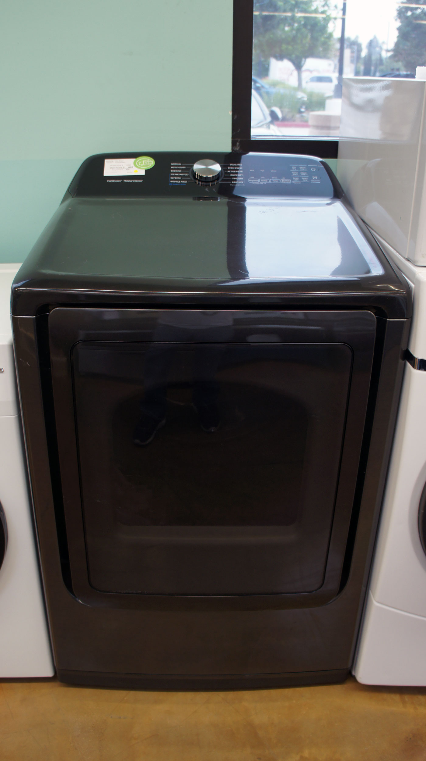 "27"" Samsung DVG50R5400V 7.4 cu.ft. Capacity Gas Dryer"