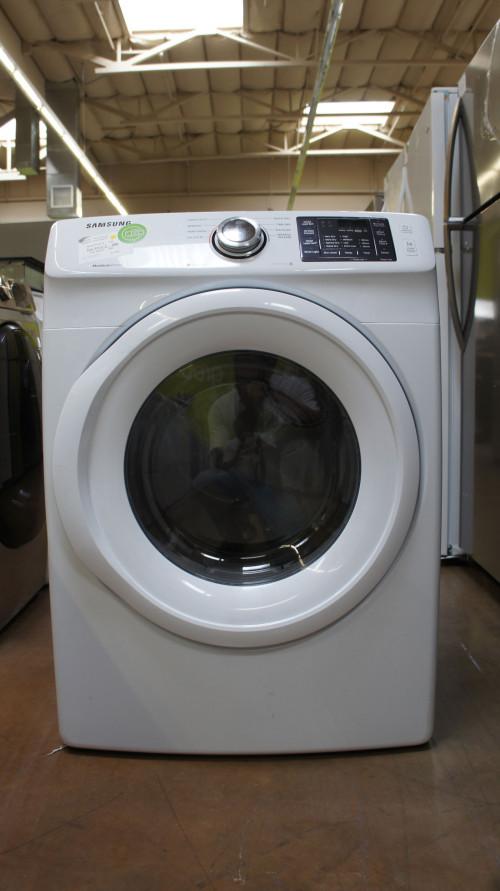 "27"" Samsung DV42H5000EW 7.5 cu.ft. Electric Dryer"