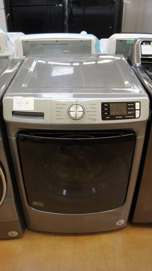 "27"" Maytag MHW5630HW 4.5 cu.ft. Capacity Front Load Washer"