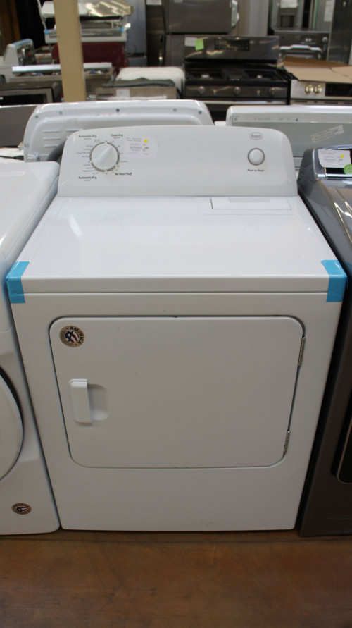 "29"" Roper RED4516FW 6.5 cu.ft. Capacity Electric Dryer"
