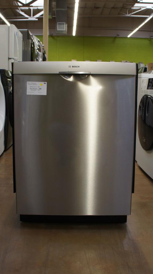 """24"""" Bosch SHS843AF5N Built-In Fully Integrated Dishwasher"""
