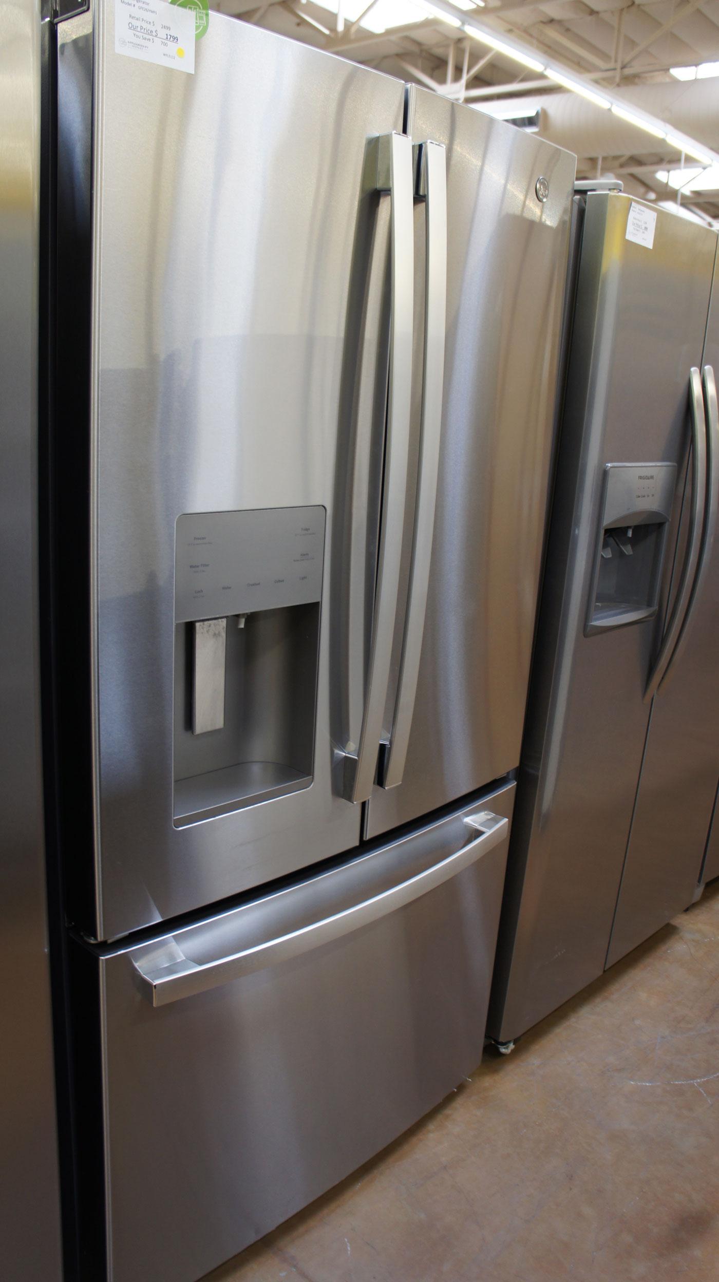 "36"" GE GFE26JYMFS Refrigerator"