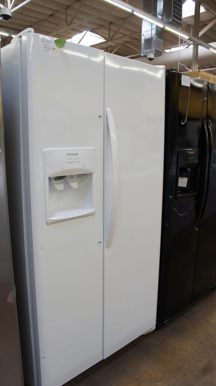 "36"" Frigidaire LFSS2612TP 25.5 cu.ft. Side-By-Side Refrigerator WFL5150"