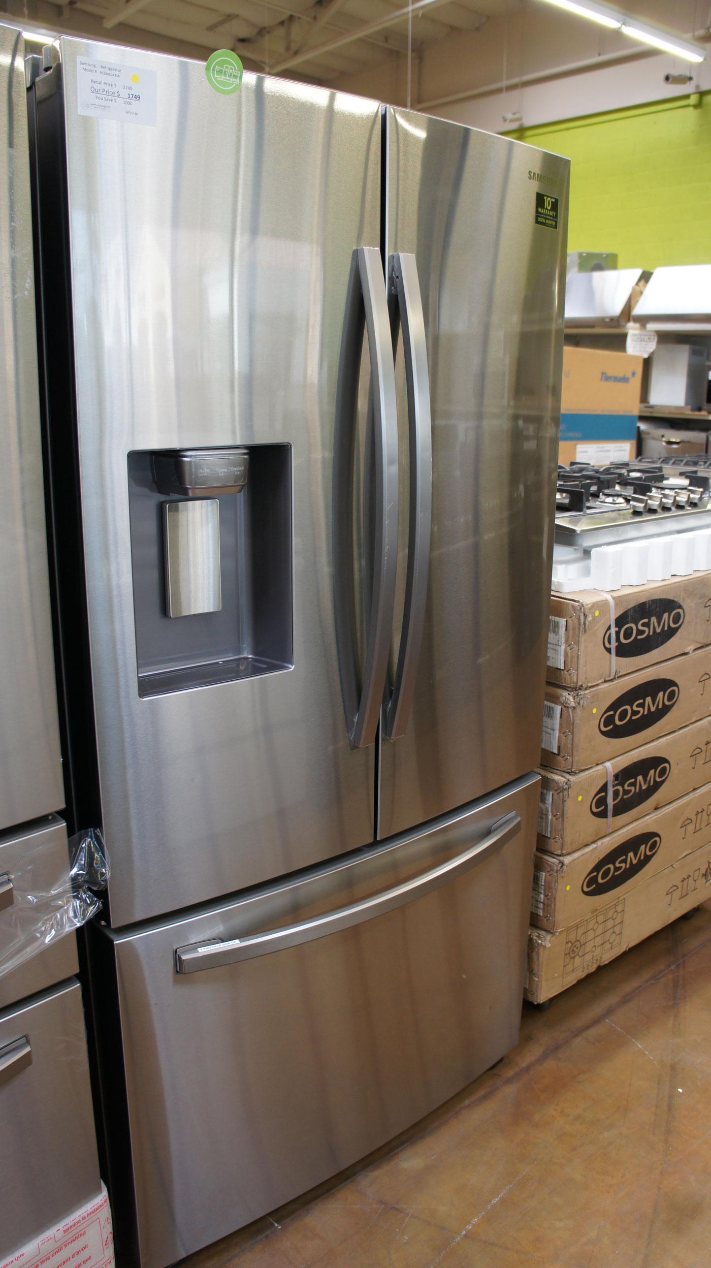 "36"" Frigidaire RF28R6241SR 28 cu.ft. French Door Refrigerator"