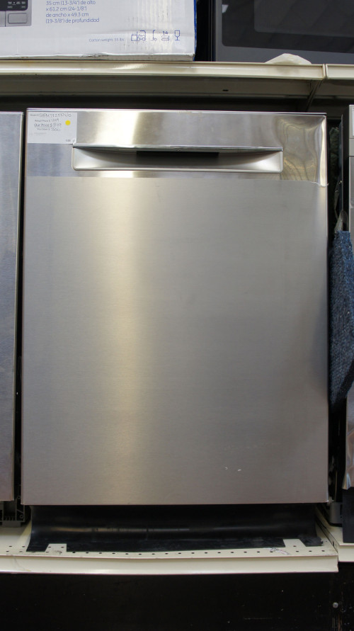 "24"" Bosch SHPM78Z55N Dishwasher"