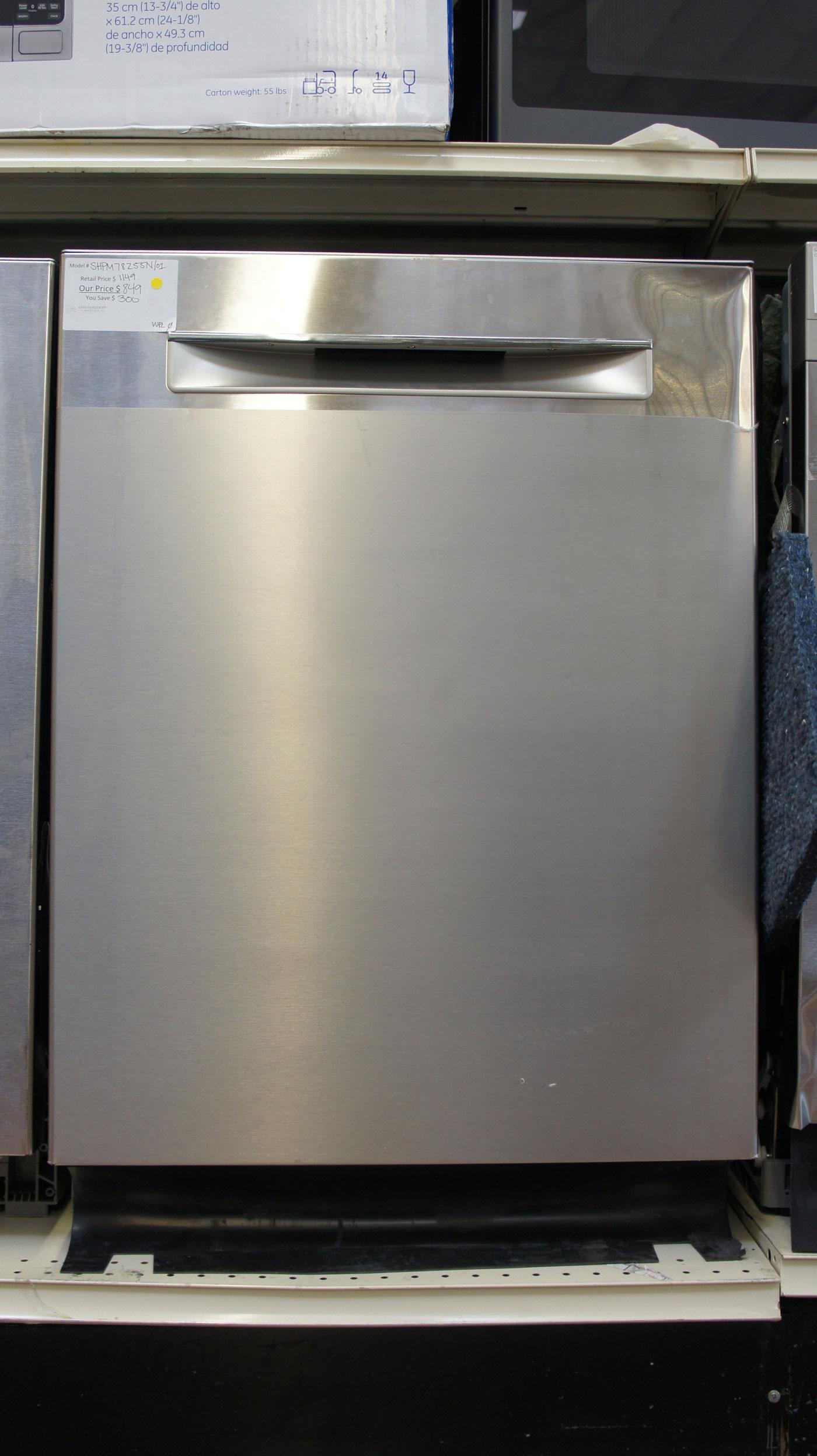 """24"""" Bosch SHPM78Z55N Dishwasher"""