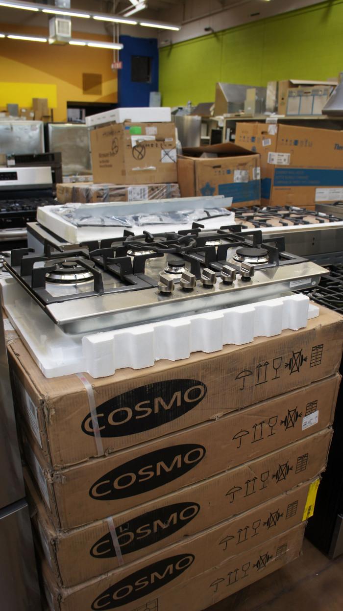 """30"""" Cosmo COS850SLTX-E Gas Cooktop"""