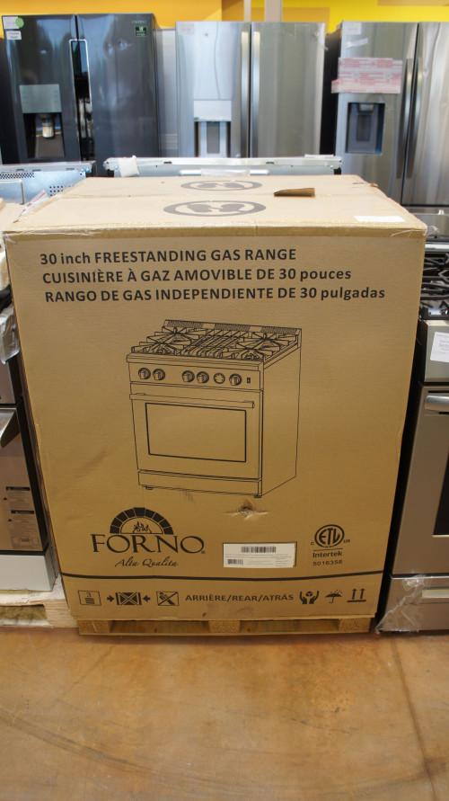 "30"" Forno FFSGS6282-30 Oven Gas Range"