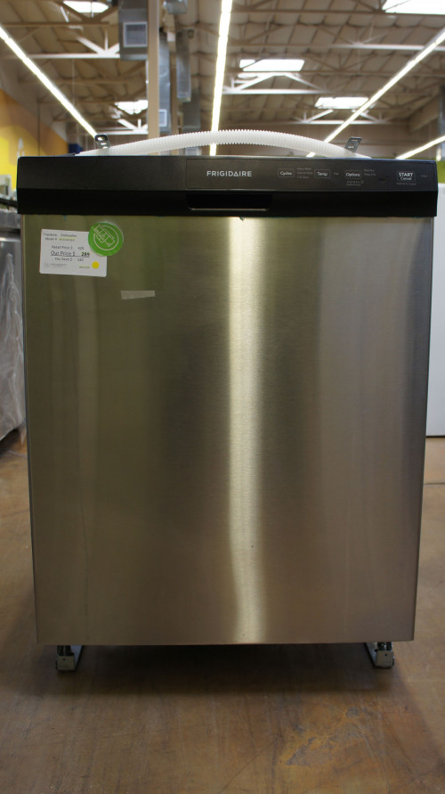 "24"" Frigidaire FFCD2413US Dishwasher"