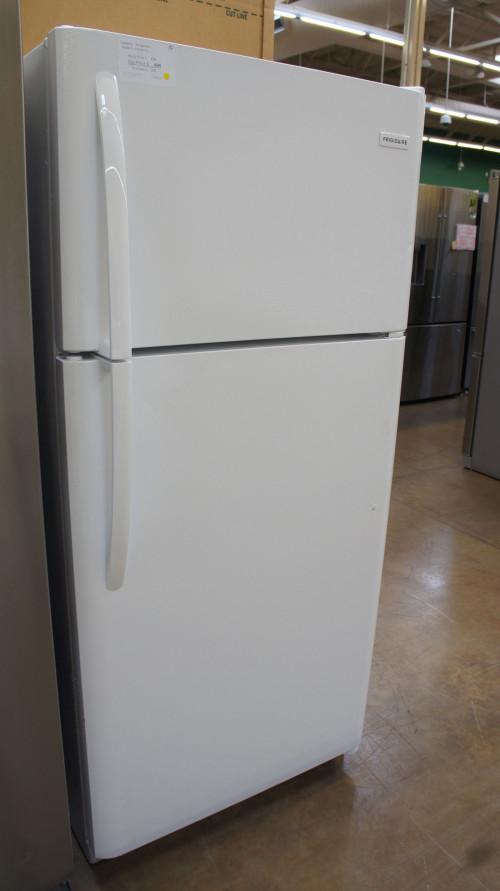 "30"" Frigidaire FFTR1814TW Top Freezer Refrigerator"