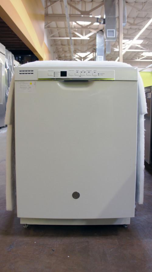 "24"" GE GDF530PGMWW Dishwasher"