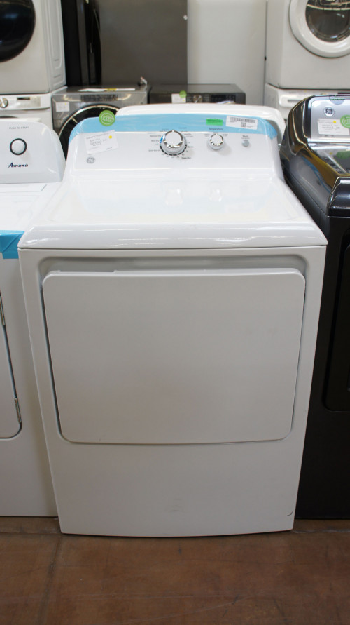 "27"" GE GTD33EASKWW Top Load Smart Washer"