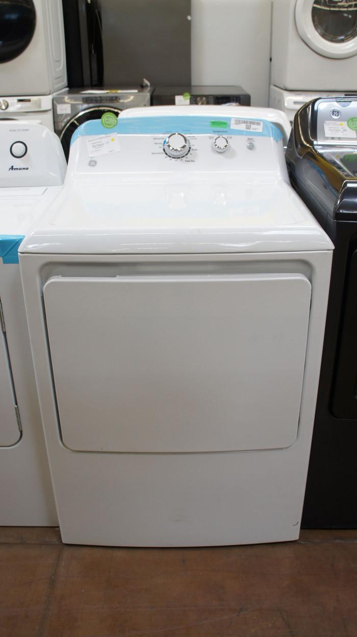 "27"" GE GTD33EASKWW Top Load Smart Washer"
