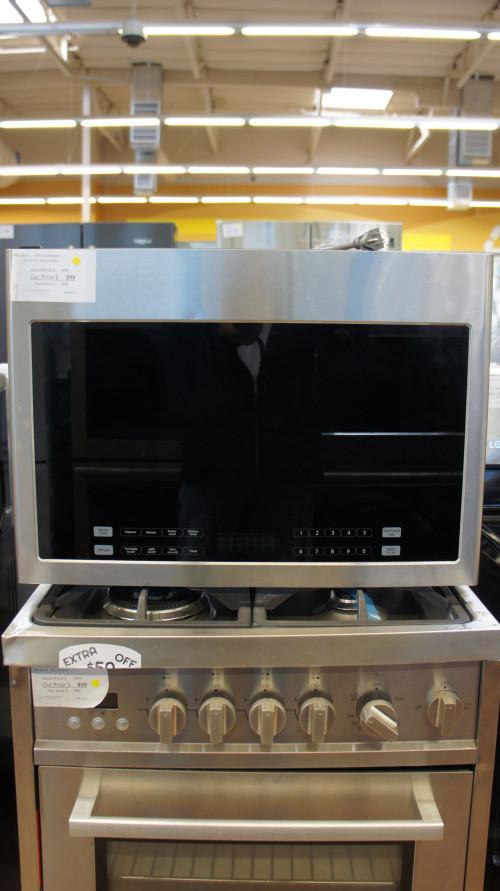"""24"""" Haier HMV1472BHS Over-the-Range Microwave"""