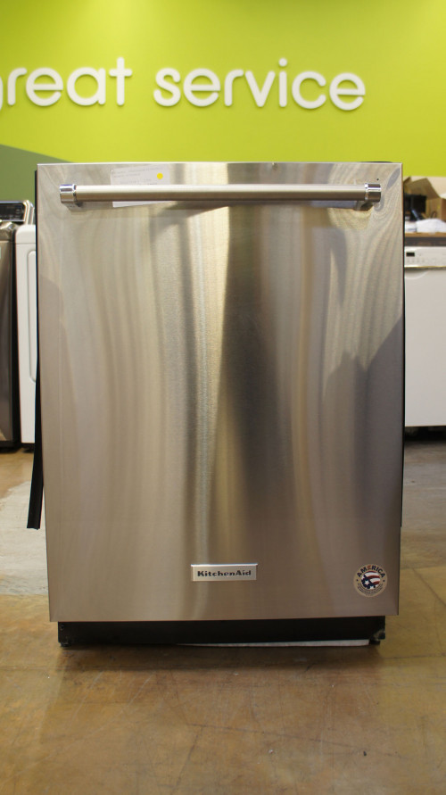 "24"" KitchenAid KDTM704ESS Dishwasher"
