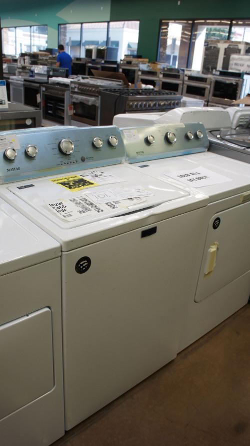 Maytag MVW465HW MEDC465HW Laundry Set