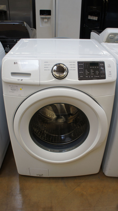 """27"""" Samsung WF42H5000AW Front Load Washer"""