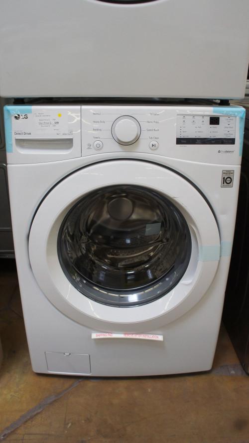 """27"""" LG WM3400CW Washer WFL4247"""