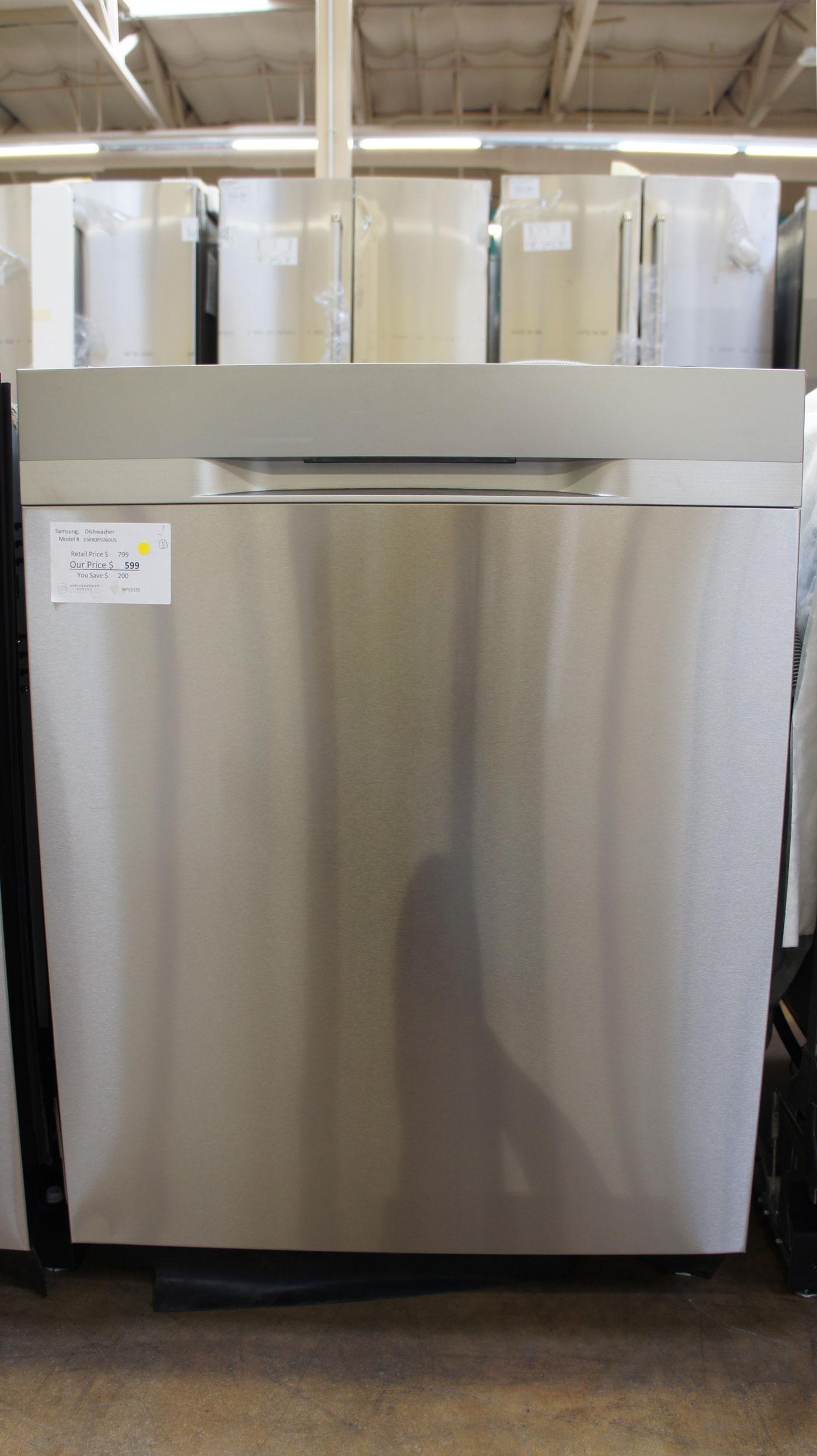 """24"""" Samsung DW80R5060US Dishwasher"""