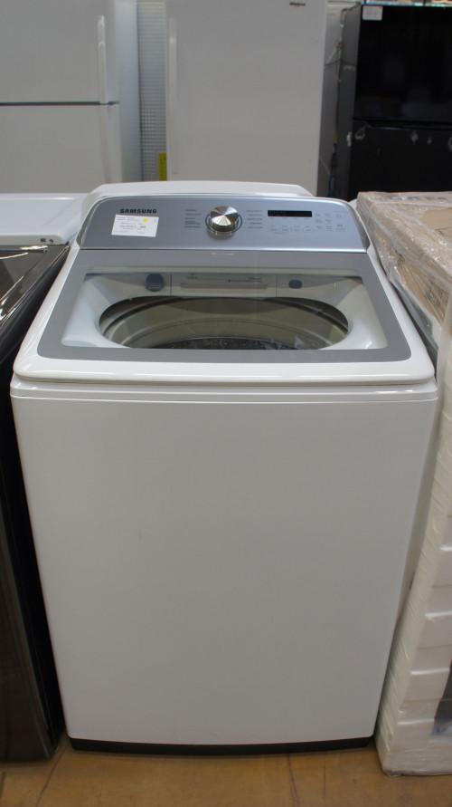"""27"""" Samsung WA50R5200AW Top Load Washer"""