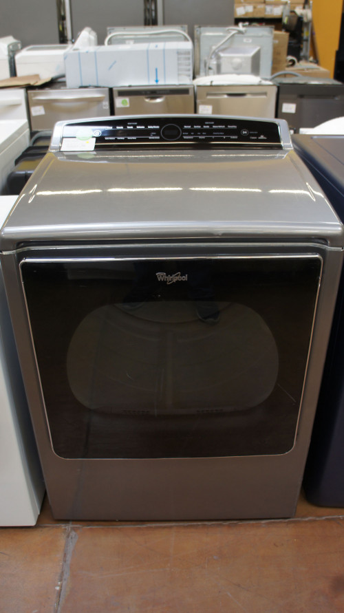 "29"" Whirlpool WGD8500DC Gas Dryer"