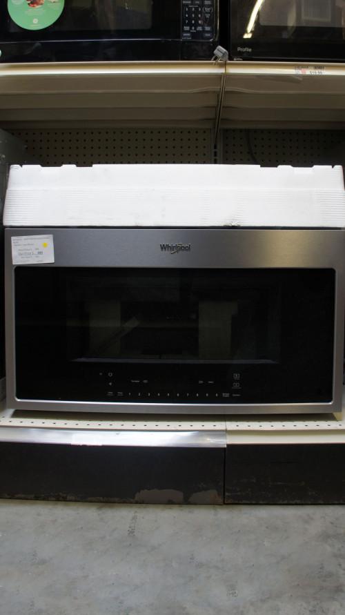 "30"" Whirlpool WMH78019HZ Microwave"