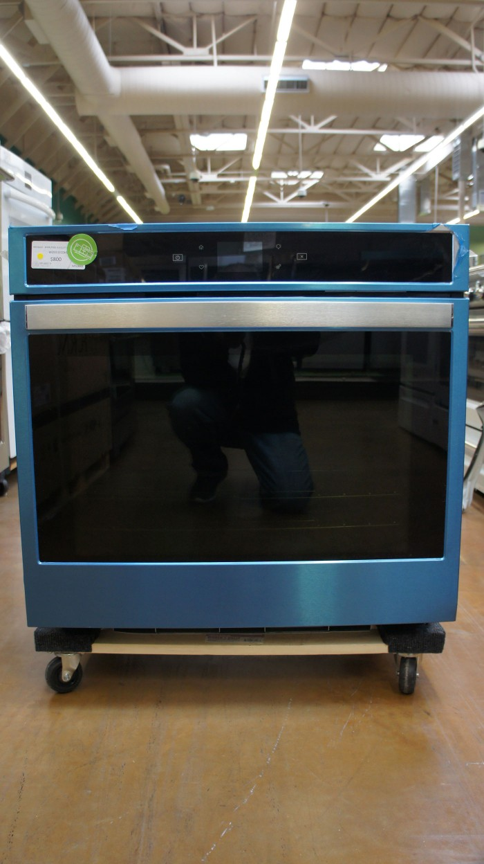 """30"""" Whirlpool WOS51EC0HS Single Wall Oven"""