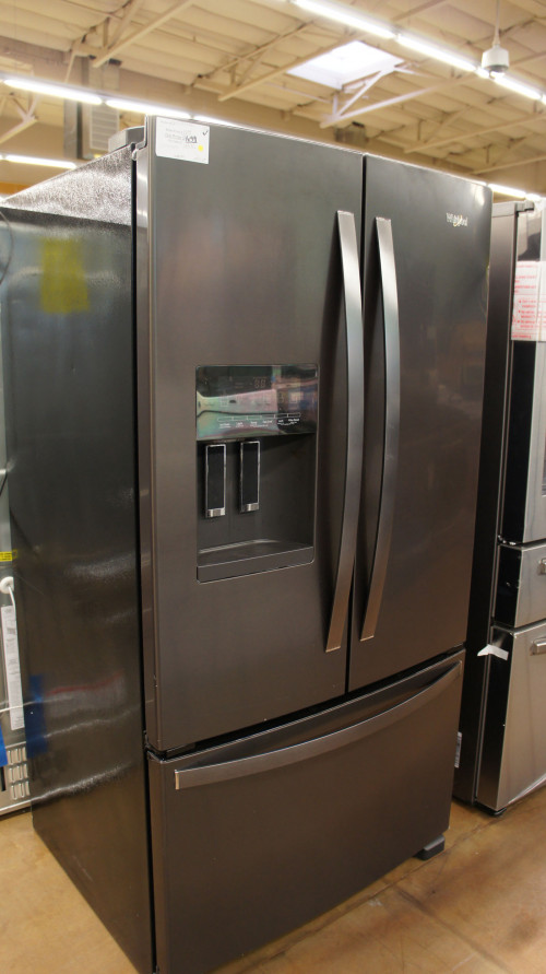 "36"" Whirlpool WRF555SDHV French Door"